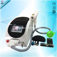2000mj portable nd yag laser laser tattoo removal machine