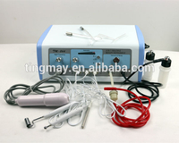 Galvanic and high frequency electrotherapy equipment