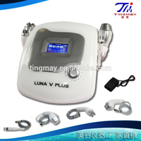 Cavitation machine luna v plus bipolar radiofrequency