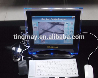 Professional skin analysis device and hair analysis equipment