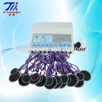 Fast electrotherapy slimming machine with electro shock