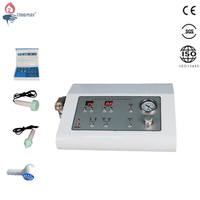 cryo face lift ultrasonic face lift 3 in 1 diamond dermabrasion machine