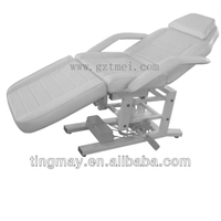 Electric Beauty Salon Massage Bed 3 Motors