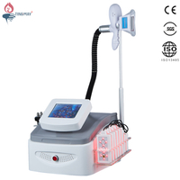 2019 Hot selling portable cryolipolysis machine fat freeze rf cavitation slimming equipment factory price