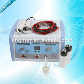 Ultrasonic facial cleaning/facial vacuum suction facial massage machine TM-252