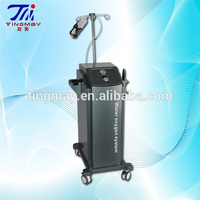Facial ozone therapy face rejuvenation oxygen treatment for skin