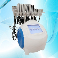 Multifunction Body Slimming lipolaser rf cavitation machine