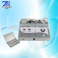 professional 3 in 1 ultrasound cryo skin diamond dermabrasion machine
