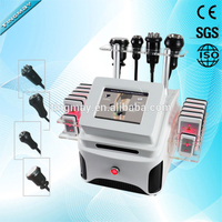 New products 2016 technology cavitation and rf lipolaser machine