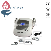 2017 new design cavitation machine luna with RF for body slimming and facial skin care