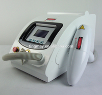 Tattoo removal facial rejuvenation tingmay q switch nd yag laser