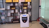 OEM&ODM supplier cavitation system 2 handle portable cryolipolysis fat freeze for slimming