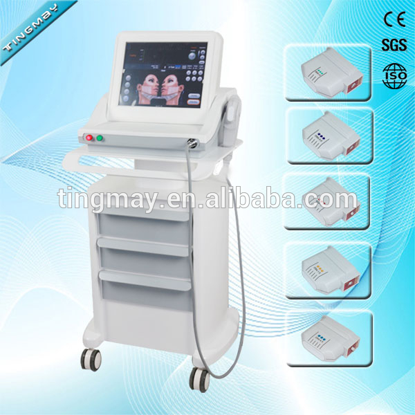 Beauty spa face lift hifu machine for sale