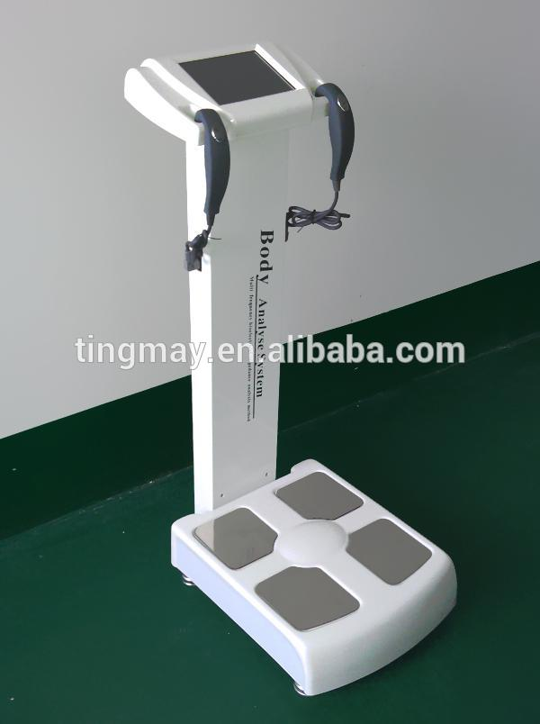 Professional body health analyzer machine for sale