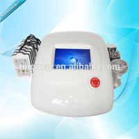 Lipolaser +RF slimming machine 650nm diode laser for loss weight
