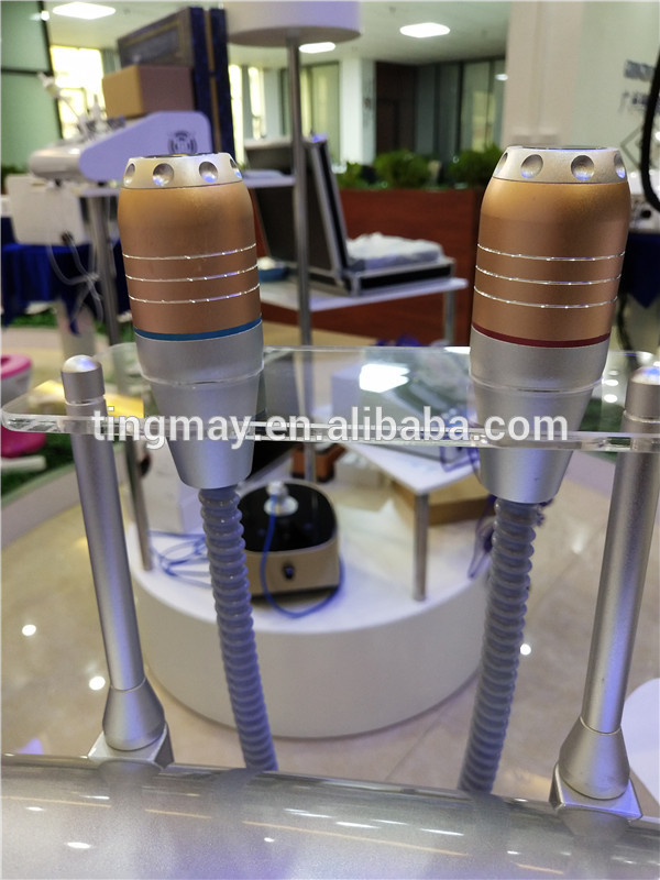 Professional ultrasound hifu vmax hifu anti-wrinkle anti-aging face lift skin tightening beauty machine with two cartridges