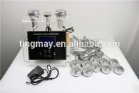 tripolar RF+vacuum+BIO cavitation slimming beauty apparatus tm-660