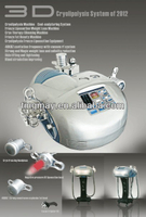 3D Cryolipolysis Cool Body Sculpting Fat Freezing Machine