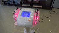 14 laser pads 650nm diode lipolaser slimming machine