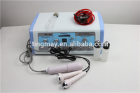 Portbale high frequency/ultrasonic facial blackhead extraction machine