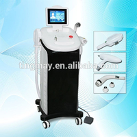 E-light ipl rf nd yag laser multifunction machine/e light ipl rf system