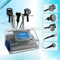 Home use explosive speed grease multipolar rf lipousction liposlim cavitation machine