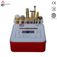 2018 popular portable needle free mesotherapy machine for skin rejuvenation, skin tightening facial machine