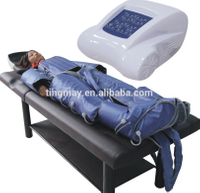 Professional ems electric muscle stimulator pressotherapy lymphatic drainage machhine