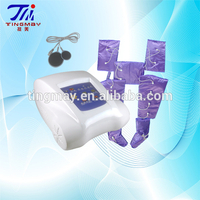 Top Quality Far Ingrared Pressotherapy Air Wave Pressure Body Detox Lymph Beauty Massage Slimming Machine