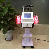 Cavitation + laser +vacuum +Rf 5 in 1 weight loss cavitation slimming machine TM-913