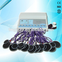 Russian wave ten ems muscle stimulator electrode
