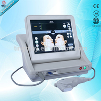 5 Cartridges Hifu Machine For Face Lift And Body Slimming