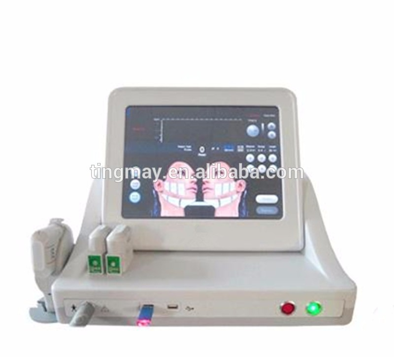 Professional face lift skin tightening portable hifu TM-fu2.0 for wrinkle removal anti-aging