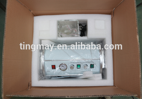 Portable diamond microdermabrasion and Crystal microdermabrasion machine