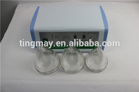 Vacuum breast enlargement breast firming machine