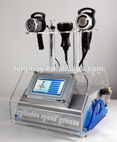 Cellulite reduction cavitation +multipolar rf +bio skin lifting machine