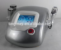 Portable beetle 5 in 1 Tripolar &Bipolar+Electroporation + photon(Green)+Cryotherapy+40Khz Cavitation