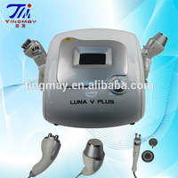Luna v plus 5 in1 multifunction cavitation rf belly fat removal machine
