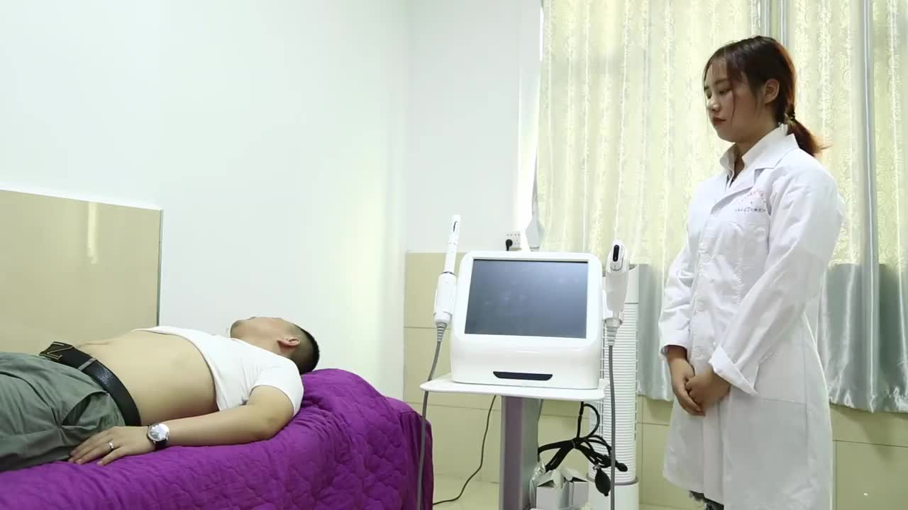 2019 hifu Smas hifu machine for face lift and vaginal tightening