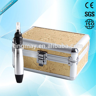 Newest Face Skin Tightening microneedle therapy machine auto electric derma pen