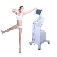 Beauty equipment! hifu body slimming machine for weight loss
