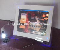 beauty salon machine lcd skin analyzer HT-907