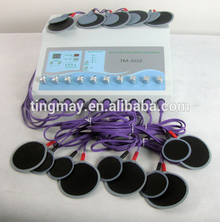 EMS muscle stimulator Physiotherapy tens machines for weight loss