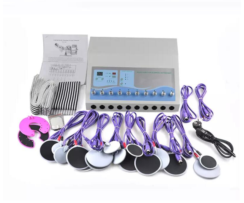 Tens ems electric muscle stimulator physiotherapy tens machines