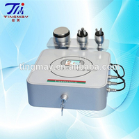 Skin tightening 40k cavitation tripolar radio frequency machine