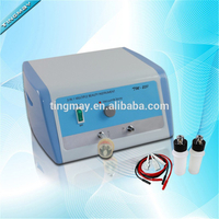 Portable facial skin whitening vacuum suction /spray jet beauty machine
