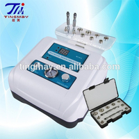 Diamond dermabrasion facial exfoliator machine