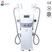 Whole body treatment cryo fat freezing cryotherapy weight loss machine with 2 cryo handles