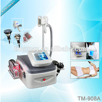 Cryoliplysis+cavitation+rf 4 in 1 portable cryolipolysis machine