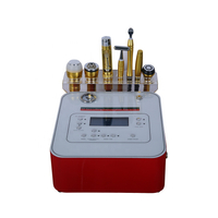 No needle mesotherapy machine for facial care and skin whitening factory price